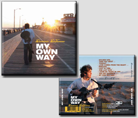 My Own Way CD